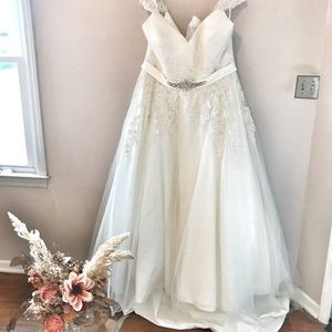 👑 ELEGANT dream Wedding Dress 👑